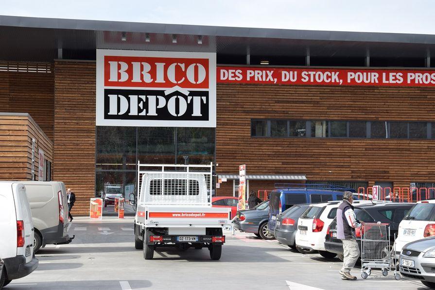Outillage Brico dépôt, la marque magnusson