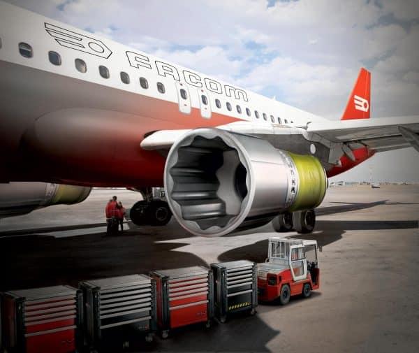 Les outils pour l'aéronautique, Facom