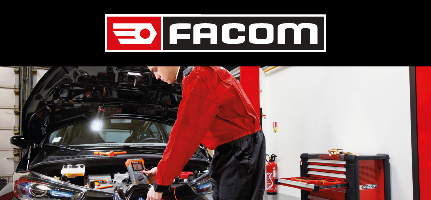 Facom, outillage professionnel