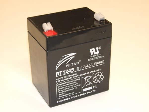 Batterie 12v VRLA