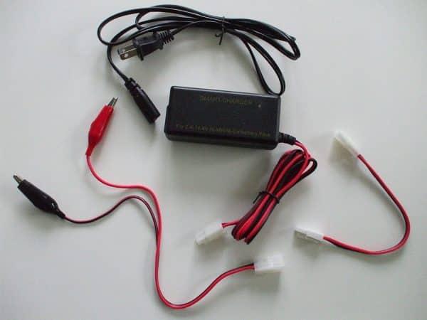 Chargeur batterie moto